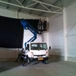 eerste werkzaamheden hal 2012(2)